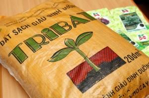 Đất sạch Tribat trồng cây 10kg ( 20dm3)