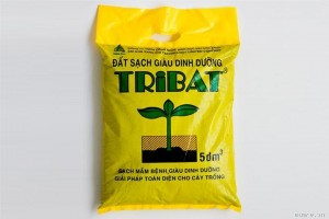 Đất sạch Tribat trồng cây 2.5kg