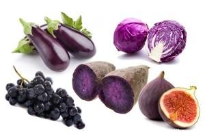 8 loại rau quả màu tím với Công dụng kì diệu!