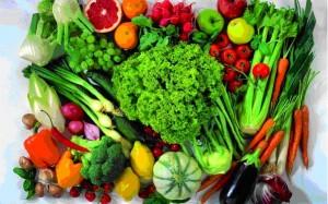 Sáu loại rau giải nhiệt mùa hè