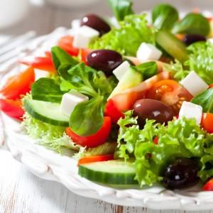 Ăn rau xà lách đúng cách