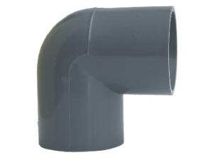 Cút góc 16, 20 nhựa PVC