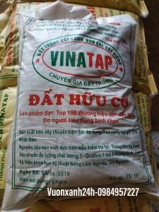 Đất sạch hữu cơ – Vinatap