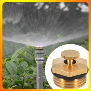 Béc phun mưa chỉnh lưu lượng bằng đồng