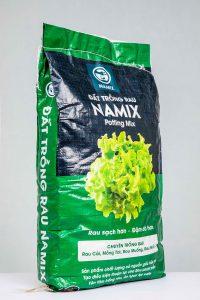 Đất sạch trồng rau Namix ( Potting mix)