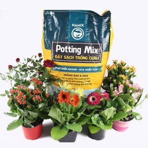 Đất sạch trồng rau và hoa Namix( Potting mix)