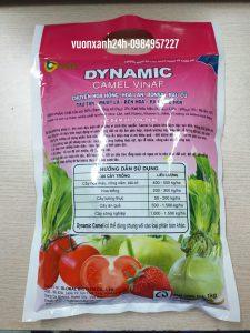 Phân bón hữu cơ Dynamic Calmel chuyên Hoa Hồng, Hoa Lan, bon sai, rau củ