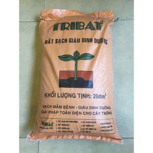 Đất Tribat-đất trồng rau ăn lá, rau mầm