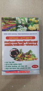 Nấm đối kháng Trichoderma Bacillus hộp 1kg